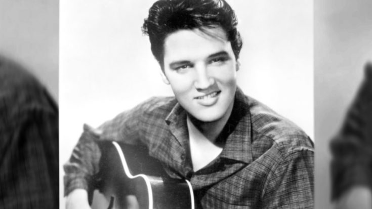 """Decades Before Fame, """"Dirt Poor"""" Elvis Gave Up The Only Thing He Ever Owned 
