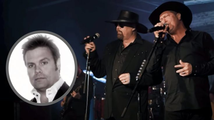"""Tracy Lawrence & Eddie Montgomery Honor Troy Gentry In Video For New Duet, """"Price Of Fame""""   Classic Country Music Videos"""
