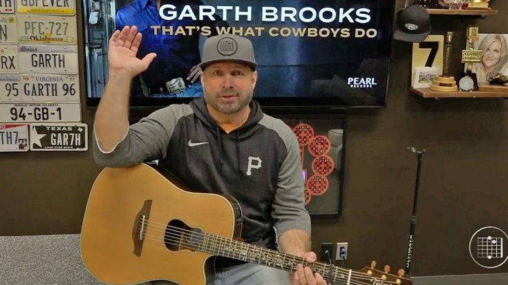 Garth Brooks Never Sells Front Row Seats – He Does This Instead