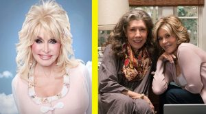 """Will Dolly Parton Finally Guest Star In """"Grace & Frankie""""?"""