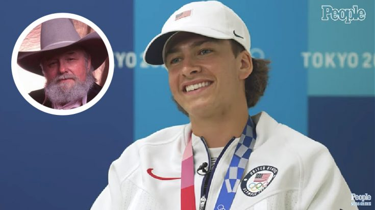 Olympic Skateboarder Wins Medal While Listening To Charlie Daniels