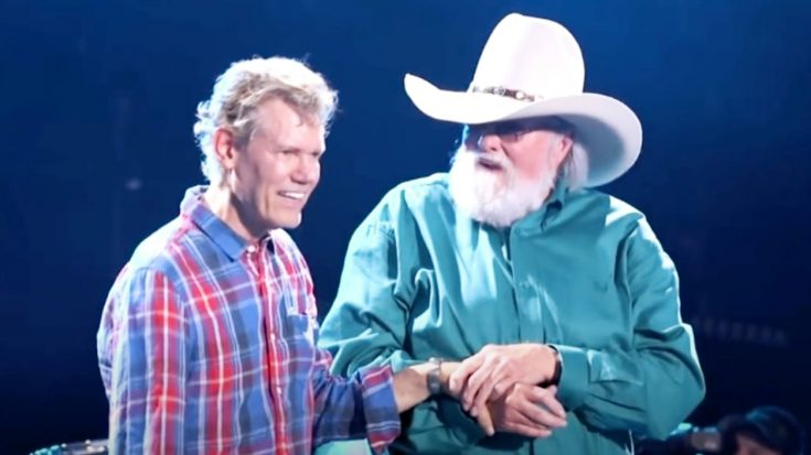 Randy Travis Remembers Charlie Daniels In Emotional Note | Classic Country Music Videos