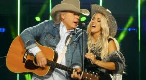 Carrie Underwood & Dwight Yoakam Surprise Nashville Crowd With Duet
