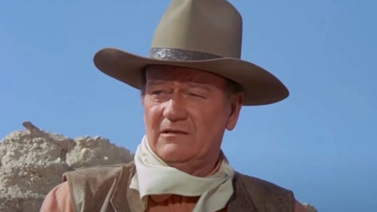 John Wayne's Daughter Describes What He Was Like As A Father