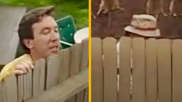 """Tim Allen Honors Late """"Home Improvement"""" Co-Star & Shows Fans """"Wilson's Ghost""""   Classic Country Music Videos"""