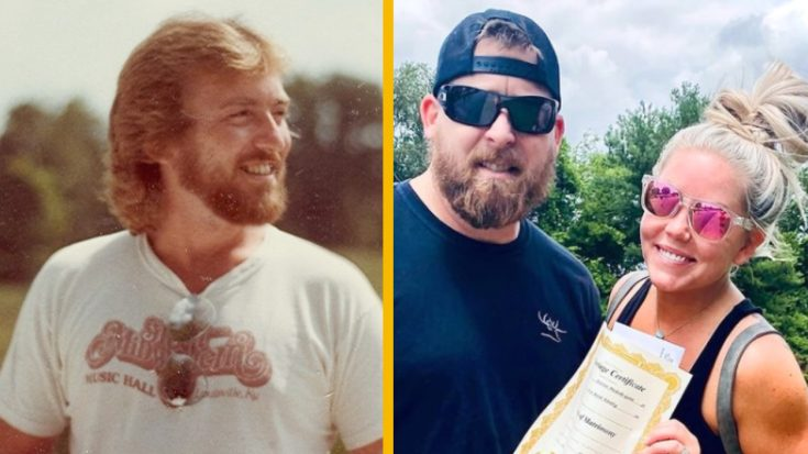 Jesse Keith Whitley Gets Married At The Nashville Palace | Classic Country Music Videos