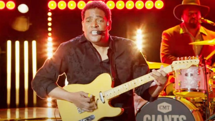 Charley Pride's Son Immortalizes Father With Cover Of #1 Song