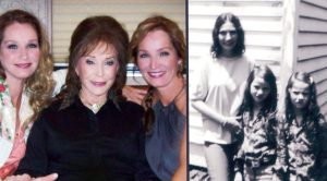 Loretta Lynn Shares Old Photos With Twin Daughters To Celebrate Their Birthday