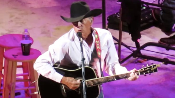 George Strait Tips His Hat To Waylon Jennings With Cover Performance
