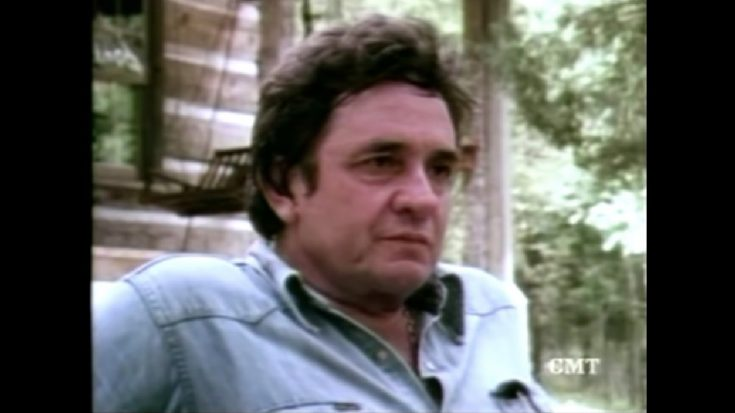 Johnny Cash Talks About Getting Kicked Off The Opry In 1982 Interview