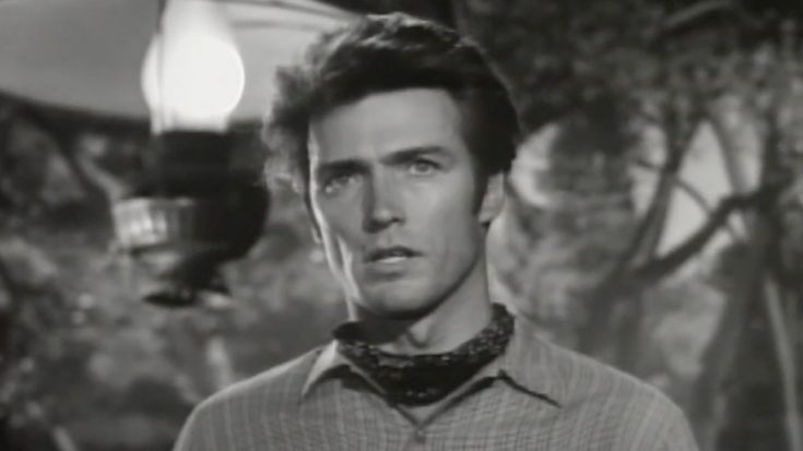LISTEN: Clint Eastwood Was a Professional Singer In Between 'Rawhide' Shoots   Classic Country Music Videos