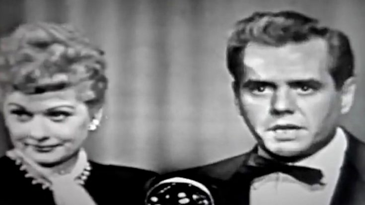 """Remember When """"I Love Lucy"""" Star Desi Arnaz Called Out Emmy Awards?   Classic Country Music Videos"""