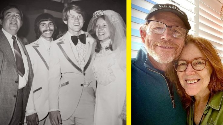 Behind Ron Howard's 46-Year Love Story With Wife Cheryl | Classic Country Music Videos