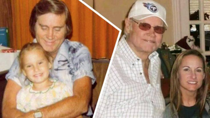 Georgette Jones Shares Memories Of Her Father