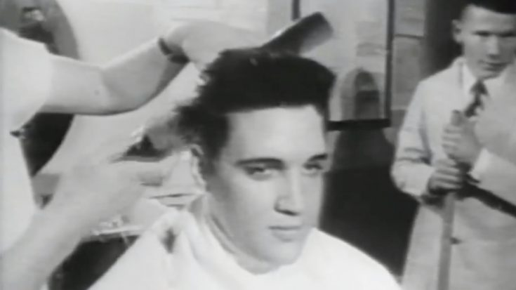 Jar Of Elvis Presley's Hair Sells For Insane Price   Classic Country Music Videos