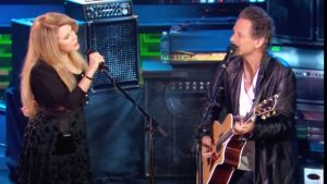 Lindsey Buckingham Claims Stevie Nicks Is Still In Love With Him