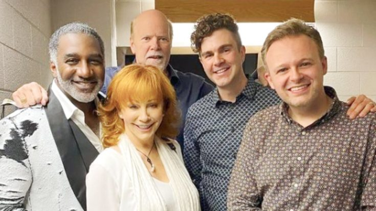 Reba Shares Photo From Concert Date Night With Boyfriend Rex Linn   Classic Country Music Videos