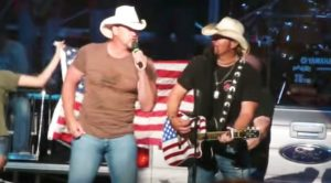Trace Adkins & Toby Keith Honor Lives Lost On 9/11 Through 2009 Duet