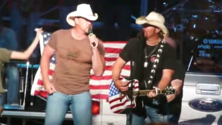 Trace Adkins & Toby Keith Honor Lives Lost On 9/11 Through 2009 Duet | Classic Country Music Videos
