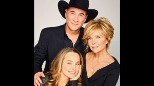Clint Black's Daughter To Join Him On New Tour