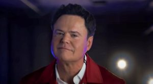 """Donny Osmond Gets Real About Anxiety & His Career: """"It Was Pretty Rough At Times"""""""