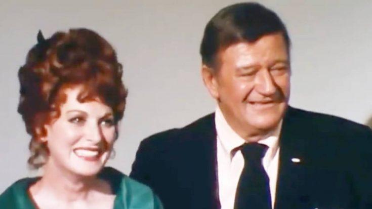 Inside John Wayne's Decades-Long Relationship With Maureen O'Hara | Classic Country Music Videos