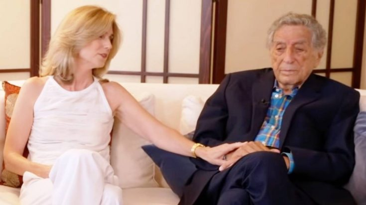 """Tony Bennett """"Doesn't Know"""" He Has Alzheimer's, His Wife Says 